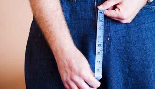 Kuidas teha suurendamiseks seksuaalliikme Normaalne suurus ja pikkuse