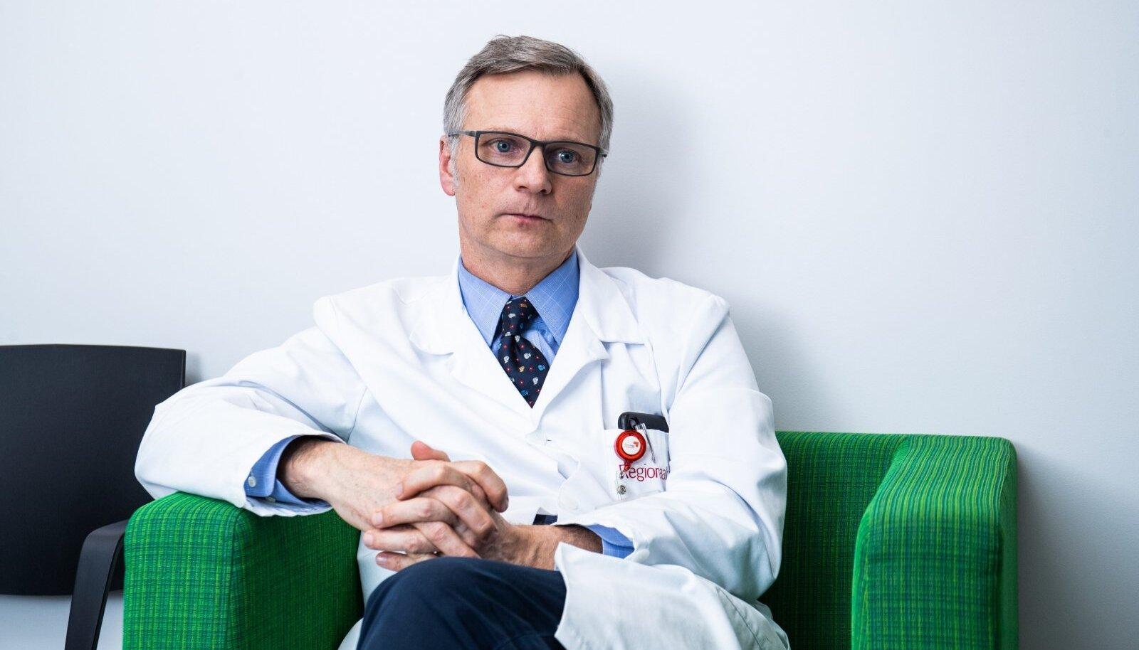 Arstid meeste liikme suurenemise kohta Mis on liikme suurus ideaalne