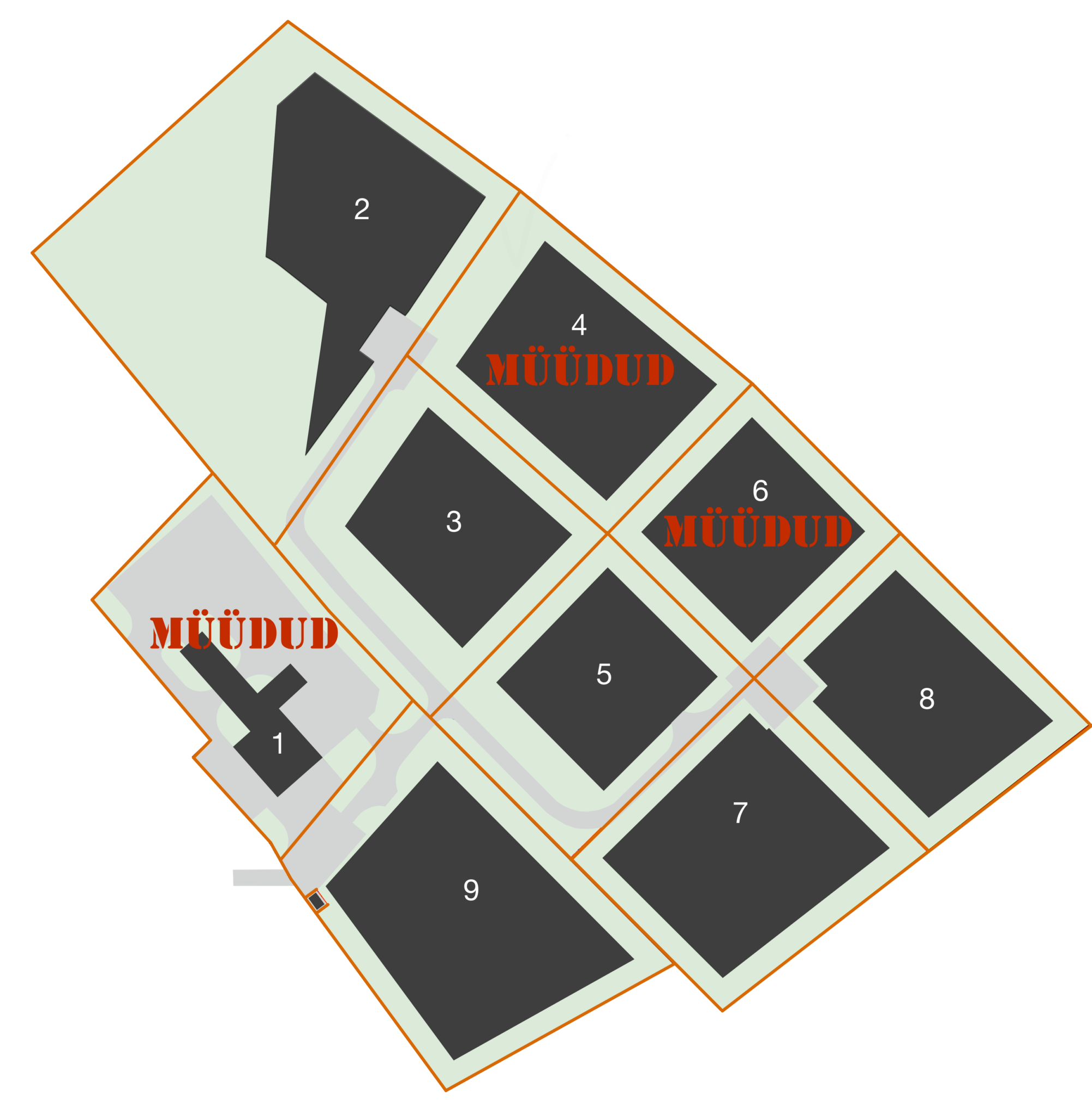 Milline on liikmete korruse suurus