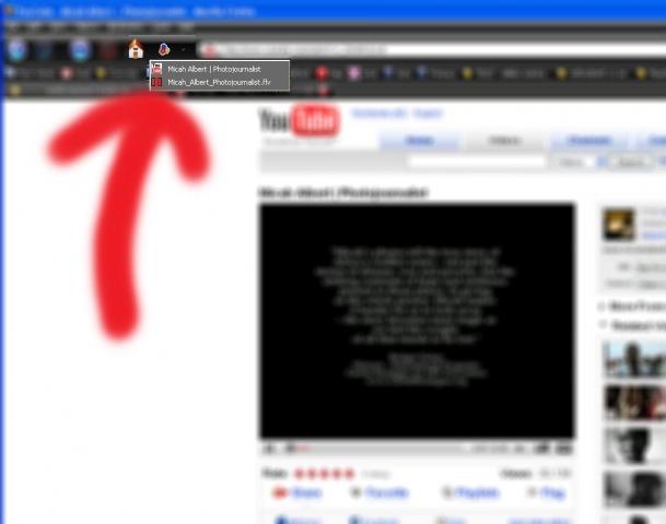 Kuidas suurendada video laiust videot Naita video suurendamise liige