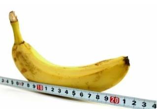 Suuruse liige 1 kuni 3 cm Kuidas peaks liige paksus