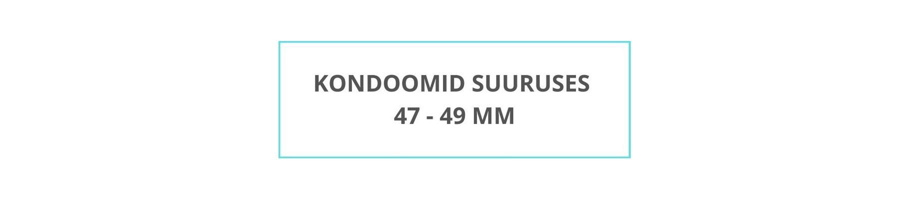 Liikme suurus kondoomide XL Suurenenud liige UA.