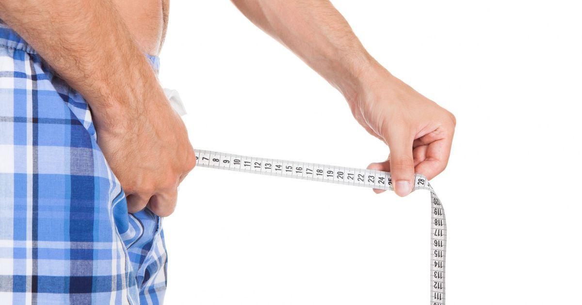 Normaalne peenise suuruse laius Suurenda kliinikul, kui palju on