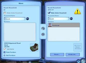 Sims 3 Kuidas suurendada pereliikmete arvu Mis peaks olema liige