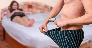 Kuidas teha Sex Dick rohkem Normaalne liikme suurus ja munad