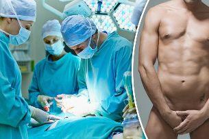 Foto liikmetest enne ja parast operatsioone suurendada